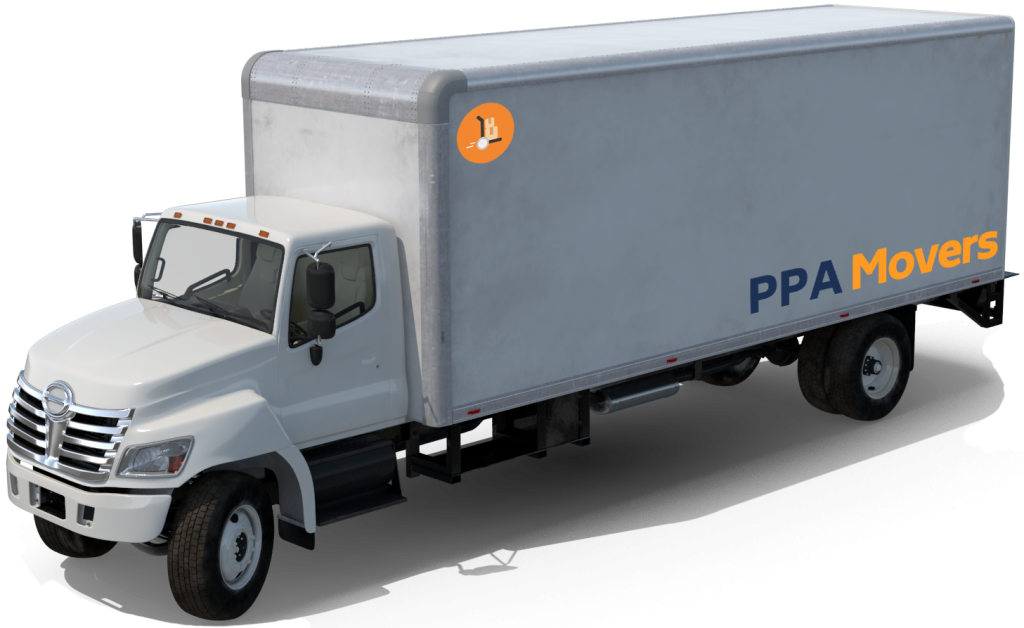 truck for moving - ppmovers.com