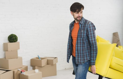 Is it worth moving furniture yourself?