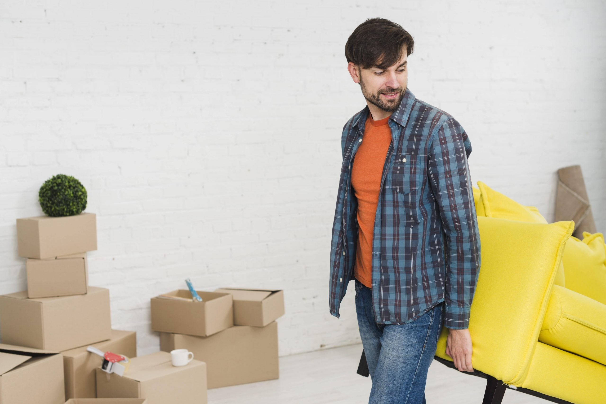 Is it worth moving your furniture yourself?