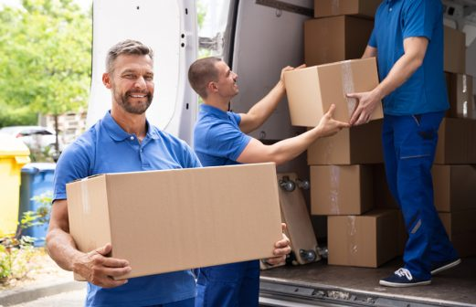 When To Book  Removals Company for Your Move